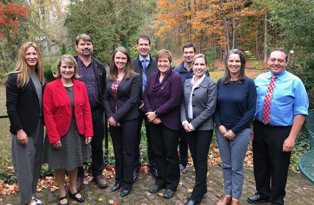 McCall Huron County and MacBain Niagara Falls Scholarships selections are under way